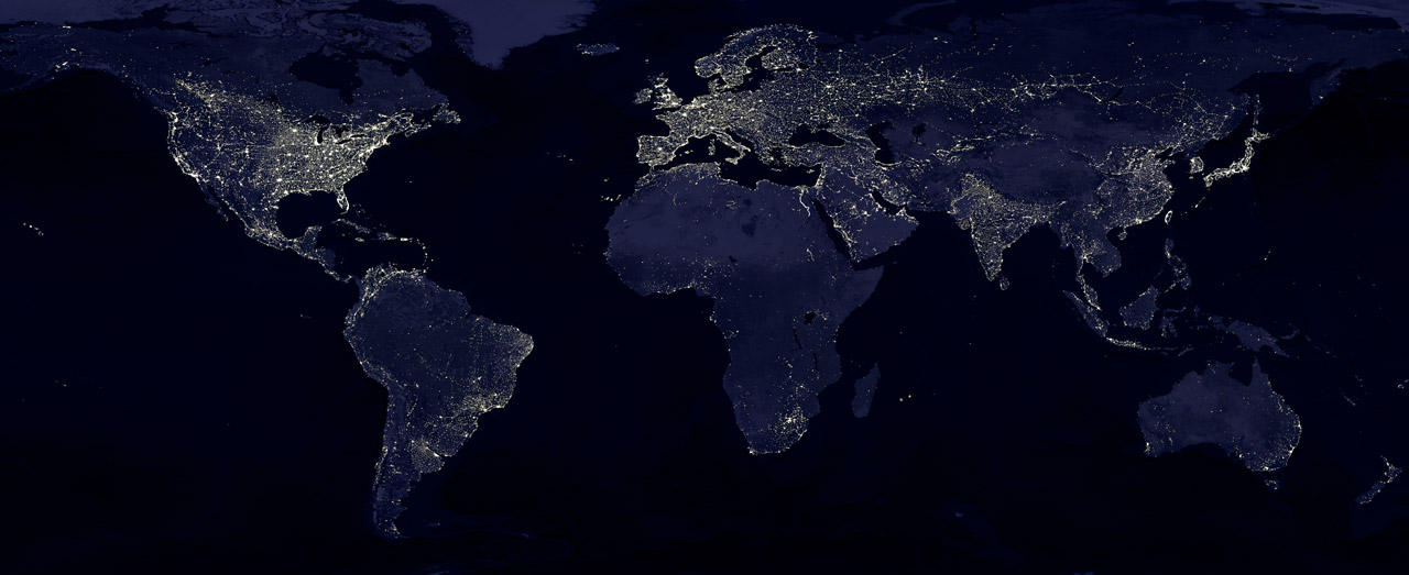 earth lights